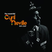 cover of The Essential Cyril Neville