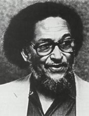 Dennis Brutus in the 1970s
